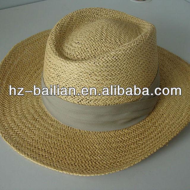 Good quality men's panama hats for summer season