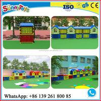 Playground equipment guangzhou free daycare furniture for children