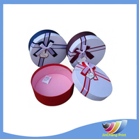 China manufacturer paperboard made strong and solid cylinder packaging box perfume/tea/cookie packing