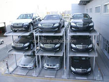 car vehicle motorcycle parking system stacker or tower with premium Schneider motors