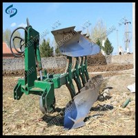 Hydraulic Reversible mini farm tractor plow