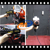 Electric 7D cinema with shooting gun / 7D interactive cinema equipment for sale