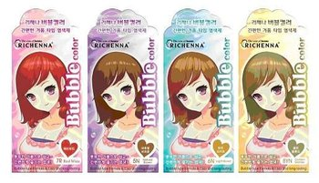 Richenna Bubble Color Cream