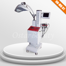 Hot sale Multifunctional beauty instrument 6 in 1 machine photon LED skin rejuvenation