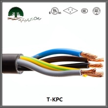 Copper conductor PVC insulated heavy duty electric wire 6mm for sale