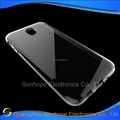 clear Transparent soft mobile phone case for Galaxy J7 2017 J730 tpu back cover