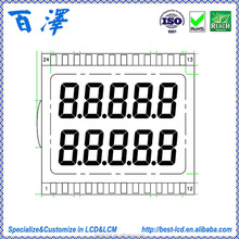Custom hign quality LCD Panel High Quality 2 line LCD Display