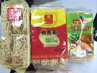 Korean Flavor Air Dried Instant Noodle Low Fat