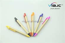 Innovative ECO friendly nature friendly paper pen stationary