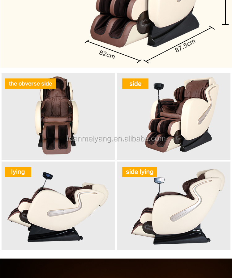 deluxe massage chair Super Deluxe Shiatwu Multi-function massage chair,hot sale zero gravity massage chair