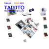 TAIYITO house security Zigbee wireless home automation CE certificate linux home automation