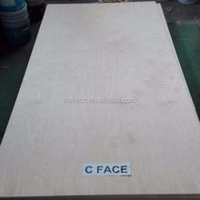 Different Veneer Grade of Birch Plywood for Furniture and Decoration