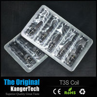 kanger bottom heating coil t3s atomizer e-cig factory low price T3s coil