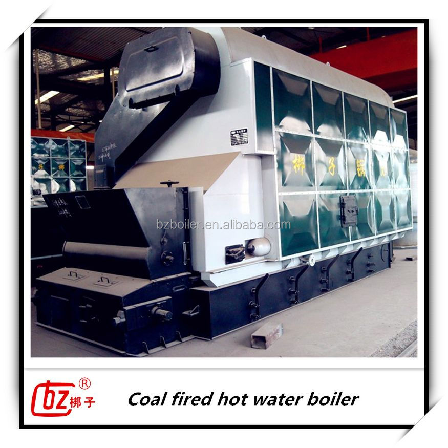 Energy Saving CDZL(H) Type Coal Fired Hot Water Boiler Fire Tube Boiler Price ,Coal Fired Boiler