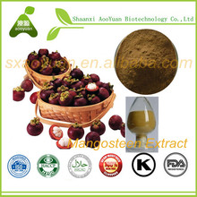 Natural Mangosteen Peel Extract Alpha-mangostin Bulk