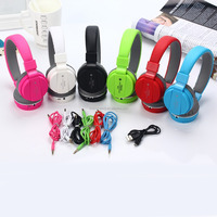Convenient Stereo Wireless Telephone Headphone Foldable