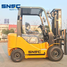 small 1.5 ton diesel forklift truck for sale