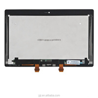 10.6 inch TFT lcd For microsoft surface RT 2 1572 lcd touch panel with digitizer assembly for LTL106HL02-001 Factory price