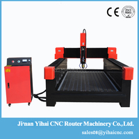 Discount price ! 3D cnc router carving/cutting machine for stone/wood/metal