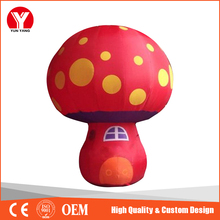 Inflatable advertising custom, plastic characters inflatable