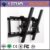 adjustable height retractable wall mount lcd tv bracket