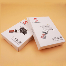 All in One Multi Driver USB 2.0 SD card reader with good quality Micro USB Card Reader Support type c /ios/android
