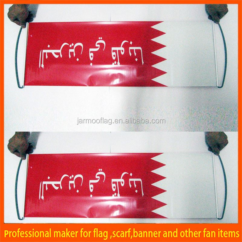 wholesale retractable scroll up banner