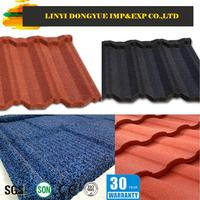 stone coating roof sheet with cheap price roof shingles popularly in south africa