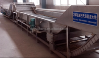 Automatic industrial pasteurization machine for meat / fish