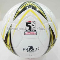 laminated futsal ball