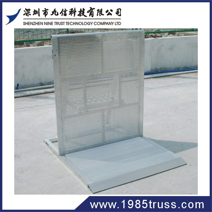 290 x 290 mm square aluminum truss spigot truss