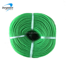 Promotional classical 8mm braided boat anchor pp nylon rope