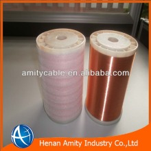 Class F superfine solderable enameled copper wire