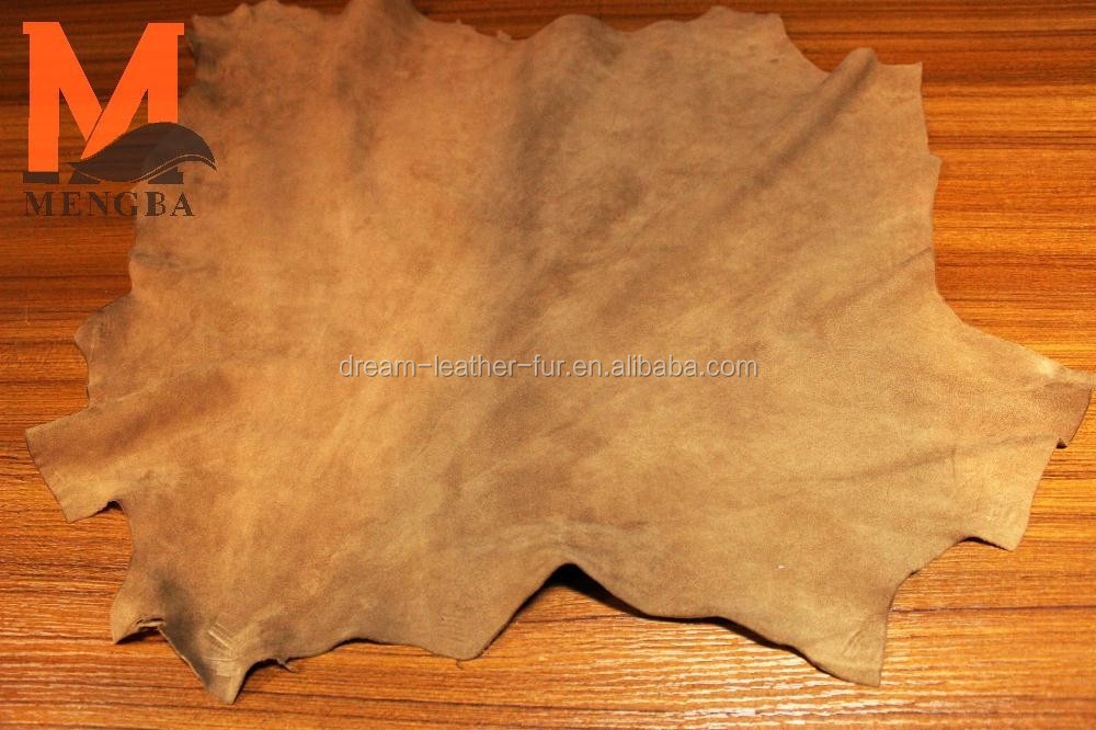 factory wholesale genuine sheepskin chamois leather