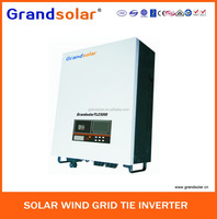 5KW 220/230/240/380/400/415/440/450VAC 50/60HZ THREE PHASE MPPT GRID TIE WIND INVERTER SOLAR INVERTER