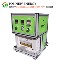 Battery Heat Sealing Machine For Top-side Pouch Sealing