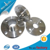butt welding flange stainless steel 304 flange weld neck type