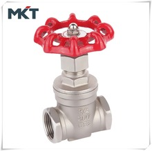China Supplier CE ISO Standard 2 Inch Stainless Steel Rising Stem Gate Valve