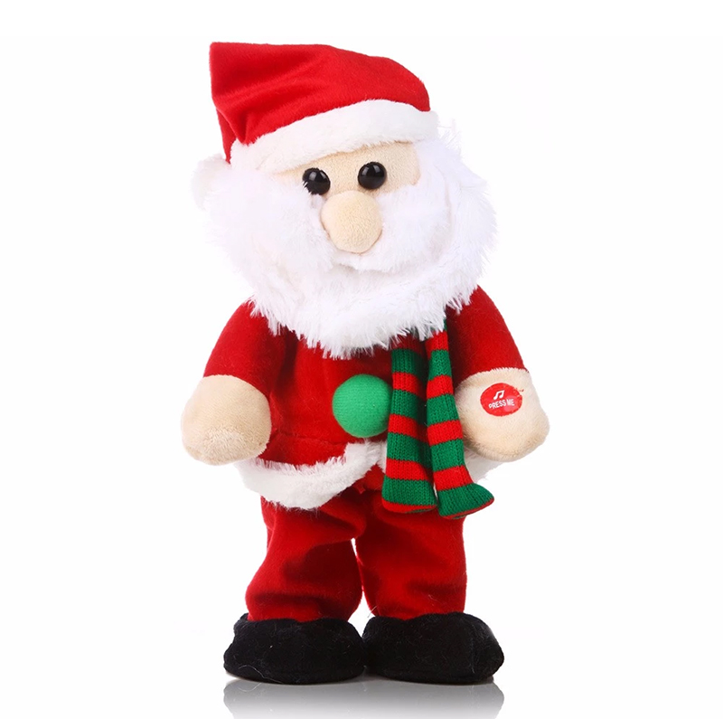 Christmas Plush Toy / Soft Stuffed Elf Doll / Christmas Elf Plush Toy