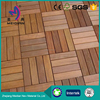 Anti-slip new tech wood plastic composite wpc DIY decking board prices