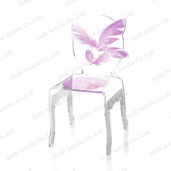 modern design transparent acrylic chair,acrylic folding chair