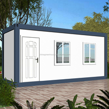 House built combined container kit for student dormitory prefabricated