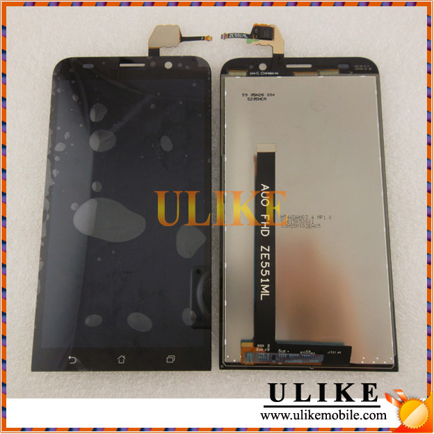 5.5 Inch Full New Display For Asus Zenfone 2 ZE551ML LCD Panel Touch Screen Digitizer Glass Assembly