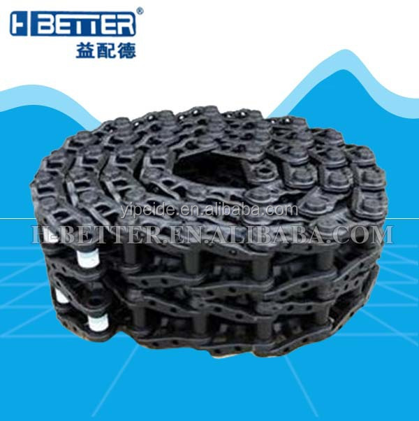 Construction Machinery Parts excavator and bulldozer undercarriage track link track chain