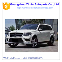 Hot Sale!! High Quality ABS Plastic Front And Rear Body Kit Body Kit For GLE 450 AMG