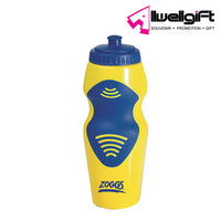 Portable Personalized Gourd Shaped Plastic Sports Water Bottle