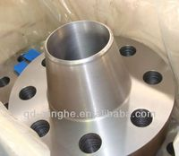 Qingdao custom welded pad type flange