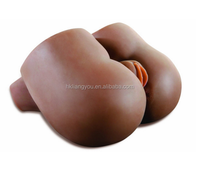 High quality realistic artificial silicone life size sex vagina pussy anus big ass sex doll for men drop shipping
