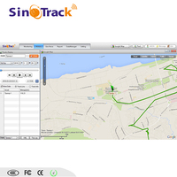 GPS Vehicle Tracker System Software With APP