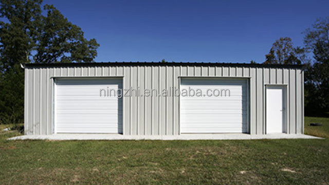 portable Metal Building Kit/Steel Storage Buildings
